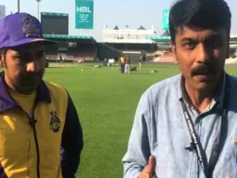 Special Report - Quetta Gladiators skipper Sarfraz Ahmed confident about facing Peshawar Zalmi