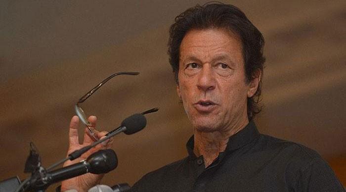 Imran slams 'lockdown of Lahore' for PSL final