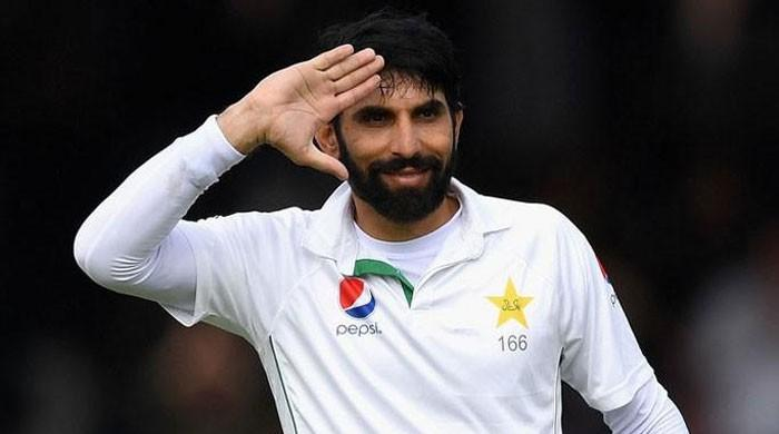 Misbah to lead Pakistan during West Indies tour