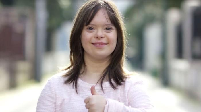 Woman with Down´s Syndrome to present weather on French TV
