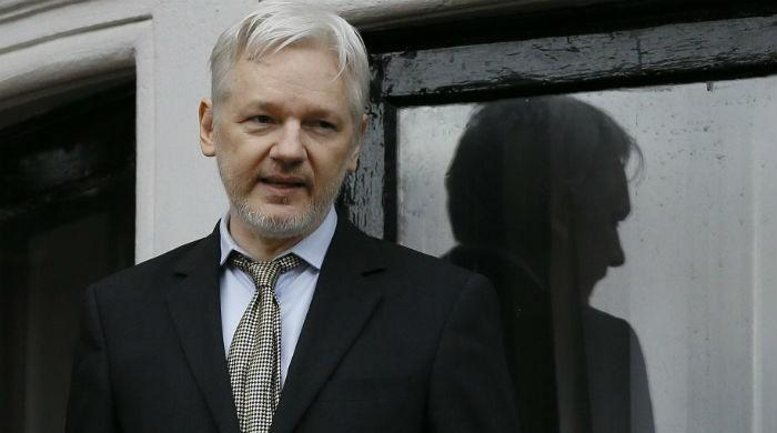 Assange accuses CIA of 'devastating incompetence' over leaks