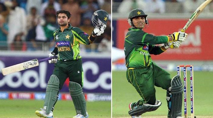 Ahmed shahzad and Kamran akmal made come back