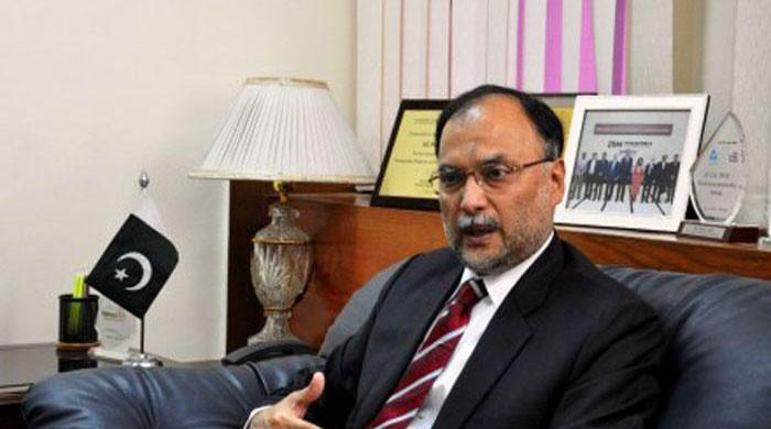 CPEC will bring trade revolution in Pakistan: Ahsan Iqbal