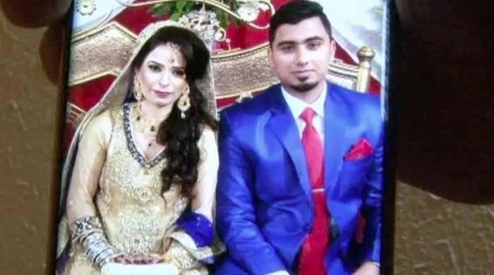 In-laws send body of newly wed bride back home to Lahore