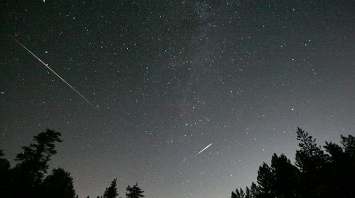 ´Meteor´ causes panic in Pakistan´s mountainous north