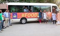 foodpanda goes on a Desi #FoodRun with TSG's SWOT-on-Wheels