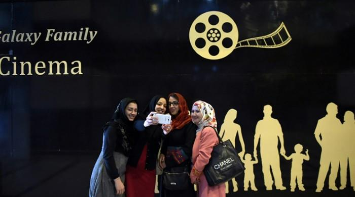 Afghans find some escape as 'family cinema' opens in Kabul ...