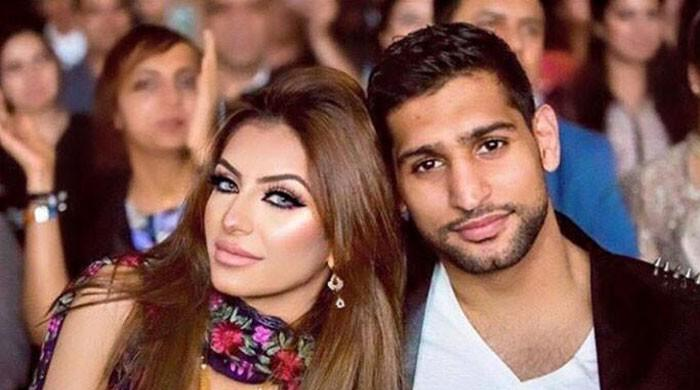 Faryal says she thought marriage with boxer Amir Khan would be a      fairytale      Geo tv