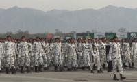 Pakistan Day parade: Armed Forces hold full dress rehearsal in Islamabad