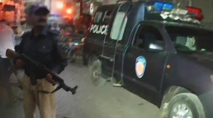 16 suspects detained following police operations in Karachi
