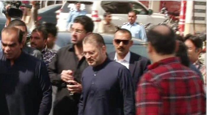 IHC approves Sharjeel Memon's protective bail till April 5
