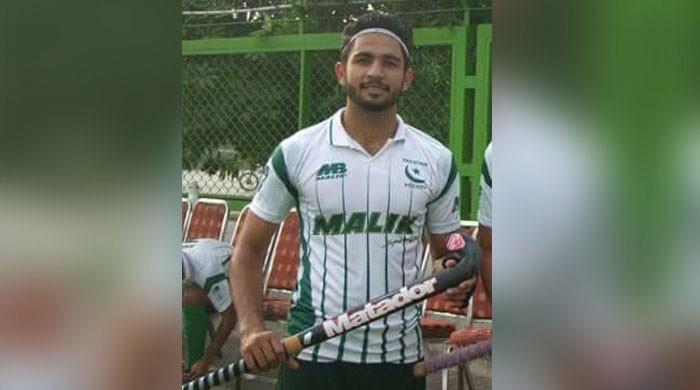 Hockey: Hat-trick hero Abubakr Mahmood powers Pakistan to victory