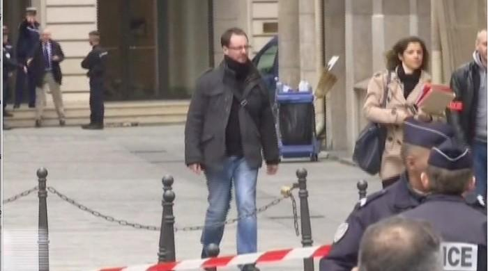 French financial prosecutor's office briefly evacuated