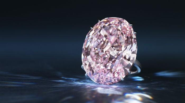 $60 million ´Pink Star´ diamond to be auctioned by Sotheby´s