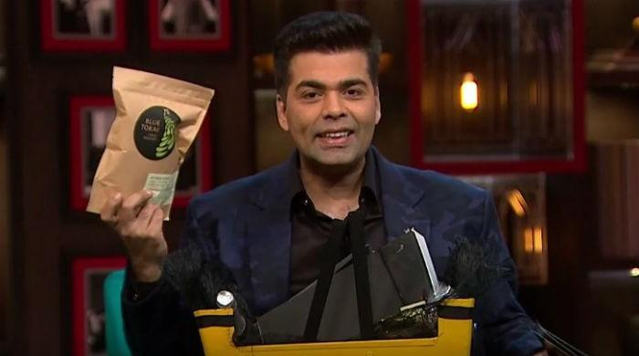 This Is What The Celebs Actually Fought For, Find Out Whats In The COFFEE HAMPER on Koffee With Karan. 6