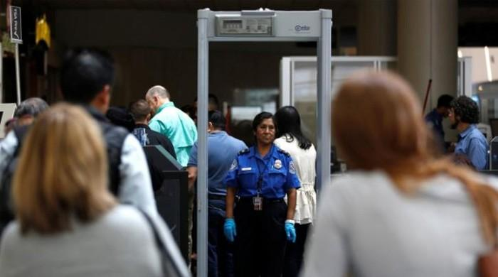 US ponders banning large electronics on flights from some Muslim nations