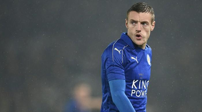 Leicester's Vardy got death threats after Ranieri sacking