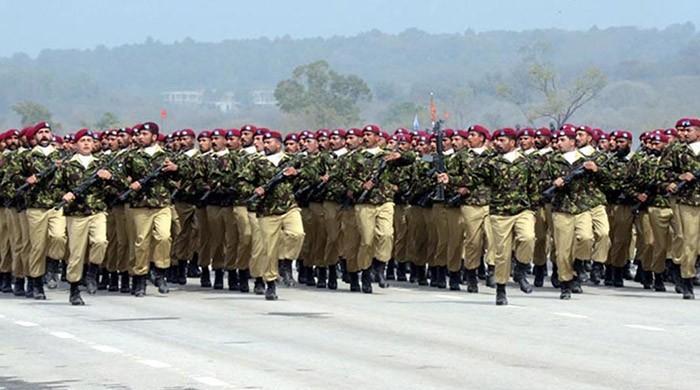 Traffic plan for Pakistan Day