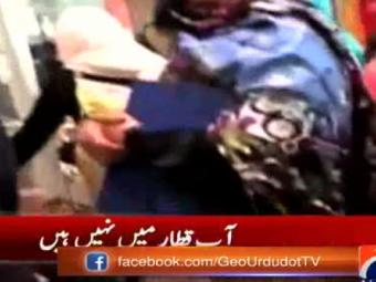 افتخارمحمد چوہدری اور ان کے بیٹے کی ویڈیو وائرل ہوگئی
