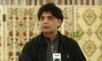 Social media not more important than religion and faith: Nisar