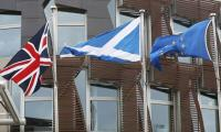 Scottish parliament increases security, says no indication of threat to Scotland