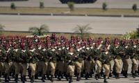 77th Pakistan Day celebration to begin with military parade