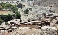 FATA tribespeople deprived of compensation to reconstruct houses