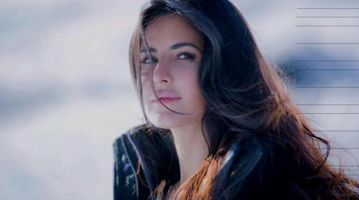 here is the latest picture of katrina kaif from sets of tiger zinda