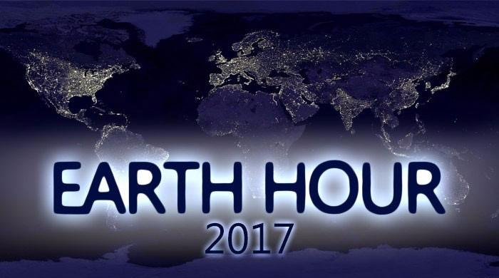 This Earth Hour, go dark for a brighter future