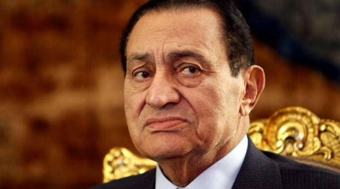 Egypt's former leader Mubarak freed after six years in detention