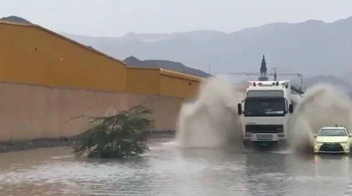 Rain, thundershowers expected in UAE