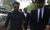 Sharjeel Khan appears before PCB anti-corruption tribunal, informed of charges