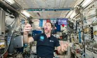 Spacewalking French, US astronauts to upgrade orbiting lab