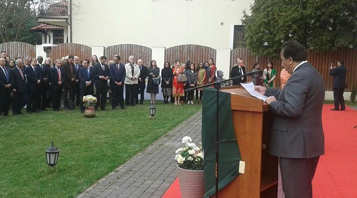 Pakistan Day celebrated with great cultural display in Eastern Europe and Baltic States