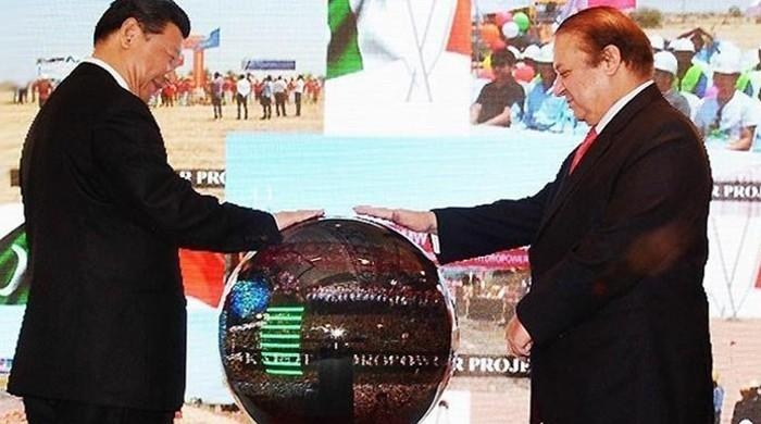 China ready to work with Pakistan to move CPEC forward