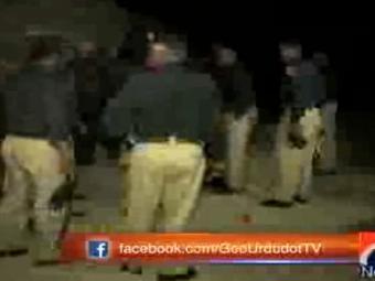 کراچی میں رینجرز کی کارروائیاں، 11 ملزمان گرفتار