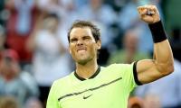 Nadal sweeps past Sela in Miami