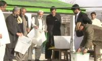By-elections begin on PB-77 in Ziarat