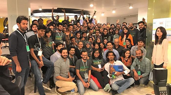 Startup Weekend brings together tech entrepreneurs in Karachi