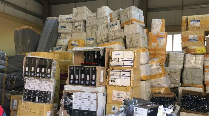 Over 3 million counterfeit products seized in Dubai