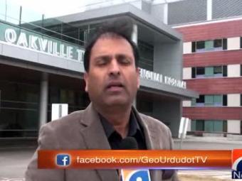 ٹورنٹو میں طاہر القادری کی طبیعت خراب ، اسپتال منتقل