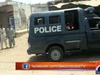 کراچی،مسافر کوچ پر پولیس کی فائرنگ ،3اہلکار گرفتار
