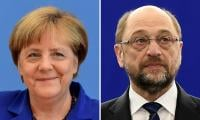 Merkel's party easily beats centre-left in state poll