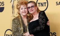 Tears and laughter for Debbie Reynolds, Carrie Fisher