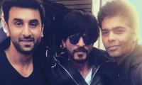 Will Karan Johar's next film bring together SRK, Ranbir Kapoor?