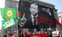 Swiss investigate protest sign calling for Erdogan's killing