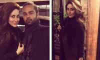Kareena Kapoor spotted vacationing in London