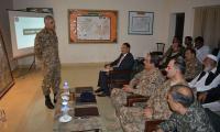 Lt Gen Nadeem Raza reviews security arrangements for census in Attock