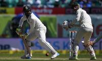 Feisty Jadeja shines with the bat against Aussies
