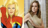 Brie Larson hopes to set the right example with Captain Marvel